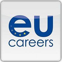 EPSO logo, eu, careers